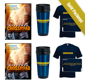 "Gold ""Friend"" Package(2 DVDs + 2 T-Shirts + 2 Mugs)"