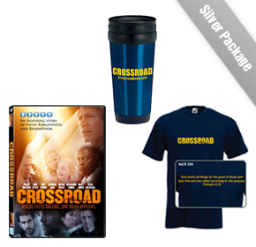 Silver Package(DVD + T-Shirt + Mug)